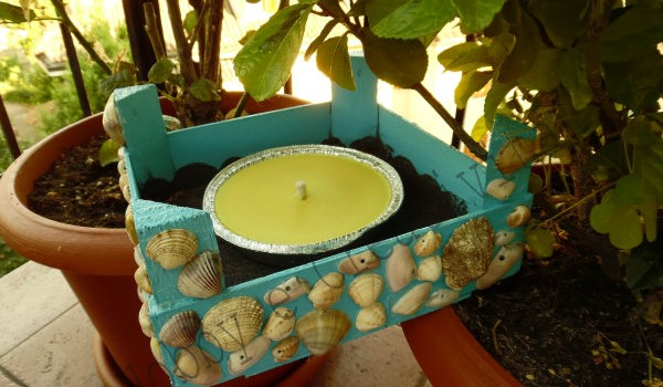 candela alla citronella