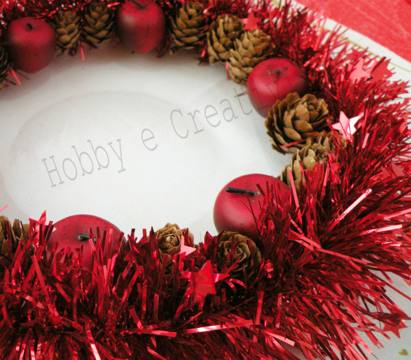 centro tavola natalizio 1