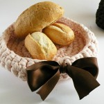 Porta pane in fettuccia