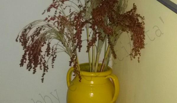 aggiustare un vaso di terracotta
