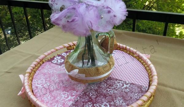 fiori di tulle