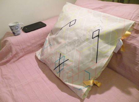 Come fare una federa per cuscino