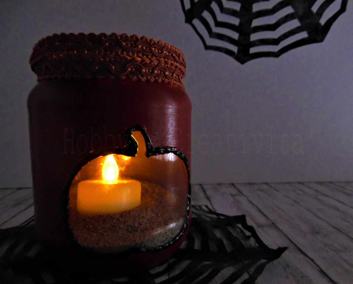 lanterna per halloween