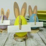 coniglietti pasquali segnaposto