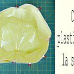 plastificare la stoffa