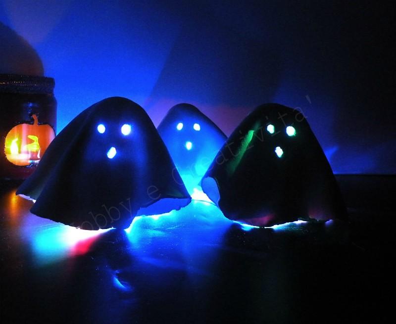 fantasmi di haloween