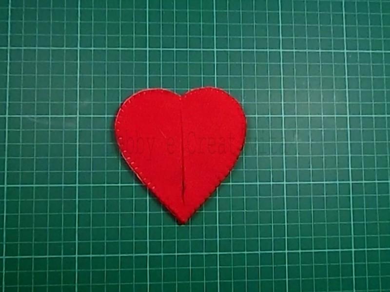 cuore sottobicchiere 4
