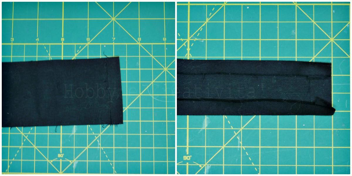 come fare un manico per pochette