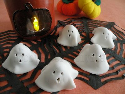 fantasmi dolci di halloween
