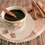 Budino al cioccolato al profumo di cannella