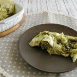 lasagne pesto e mozzarella