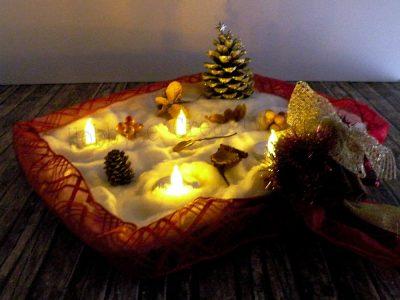 centrotavola natalizio 1