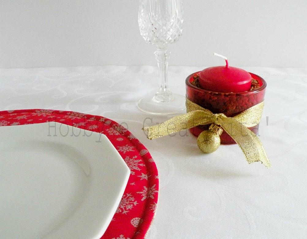 Decorazioni per la tavola di capodanno hobby e creativit - Decorare la tavola per capodanno ...