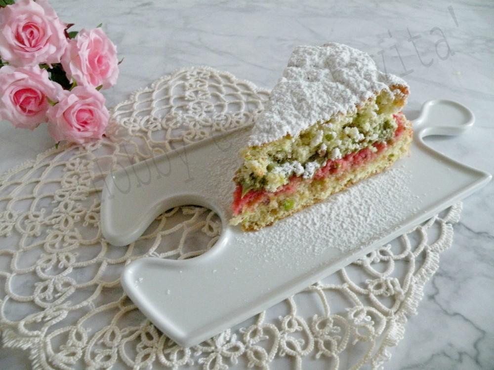 torta ai pistacchi