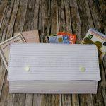 portafoglio in similpelle