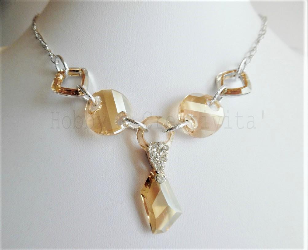 collier di swarovski