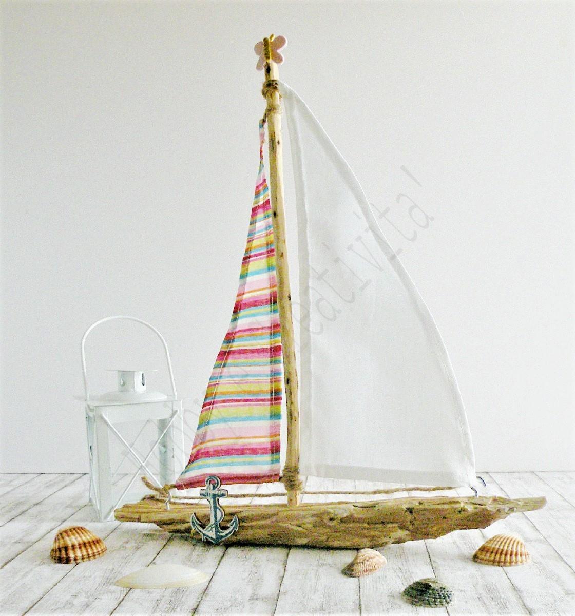 barca a vela fai da te