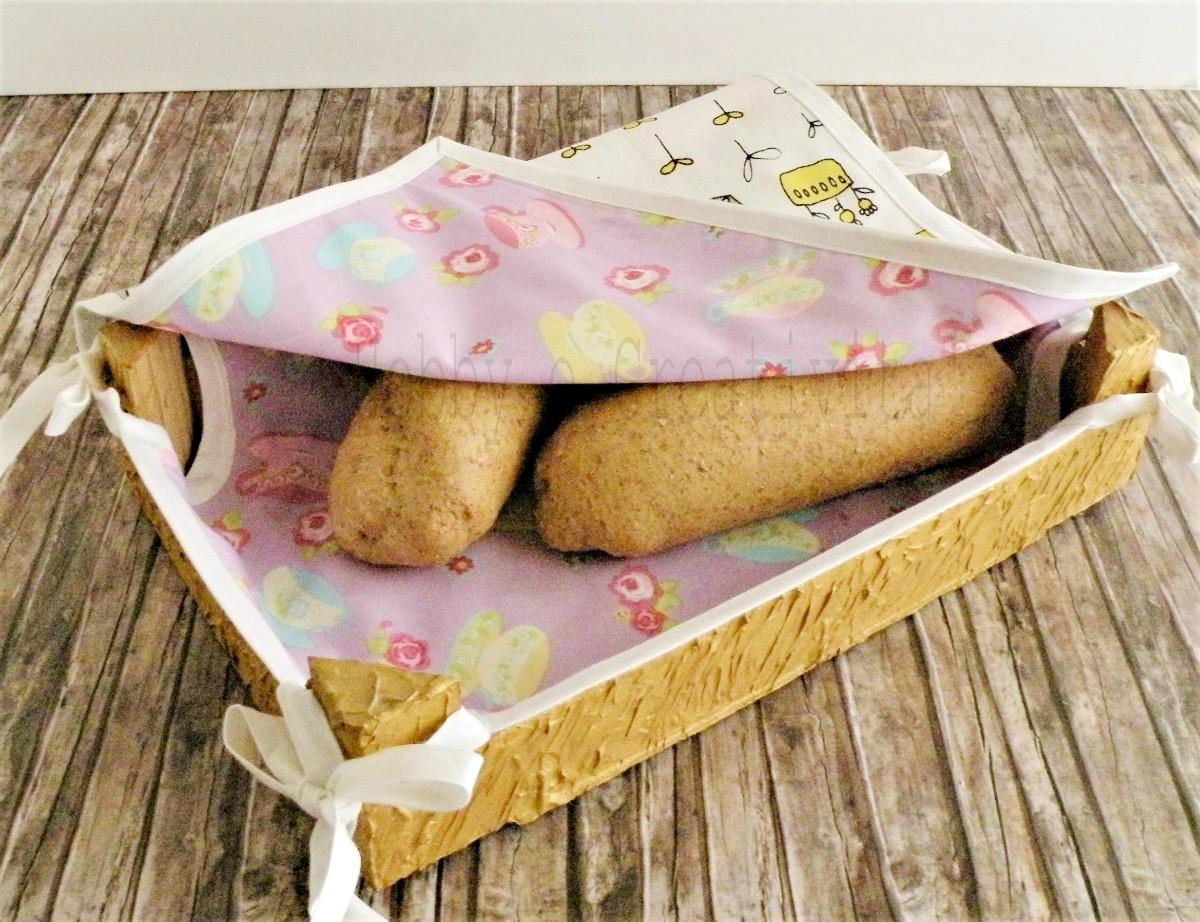 cestino porta pane