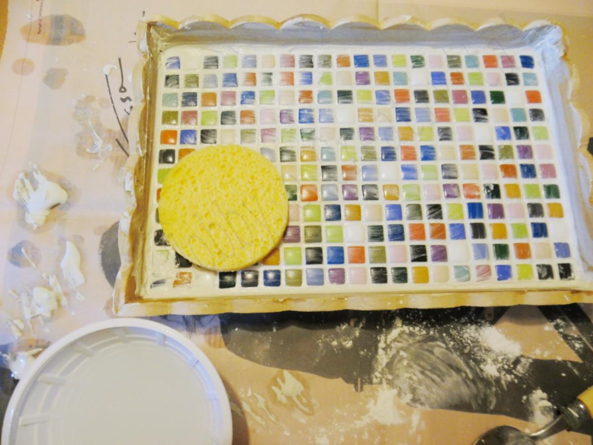 Come Costruire Un Mosaico fare un mosaico