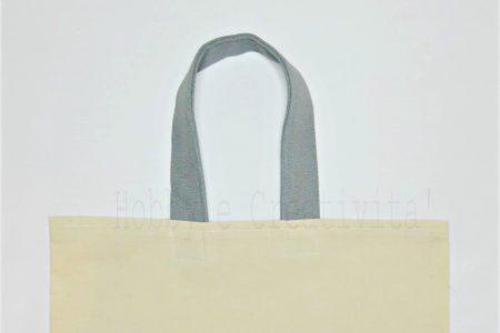 manici in stoffa per borsa