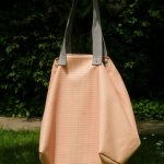 tote bag in similpelle