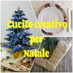 cucito creativo per natale