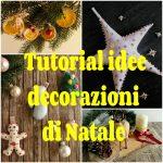 idee per decorazioni di natale