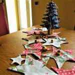ranner natalizio decorazione
