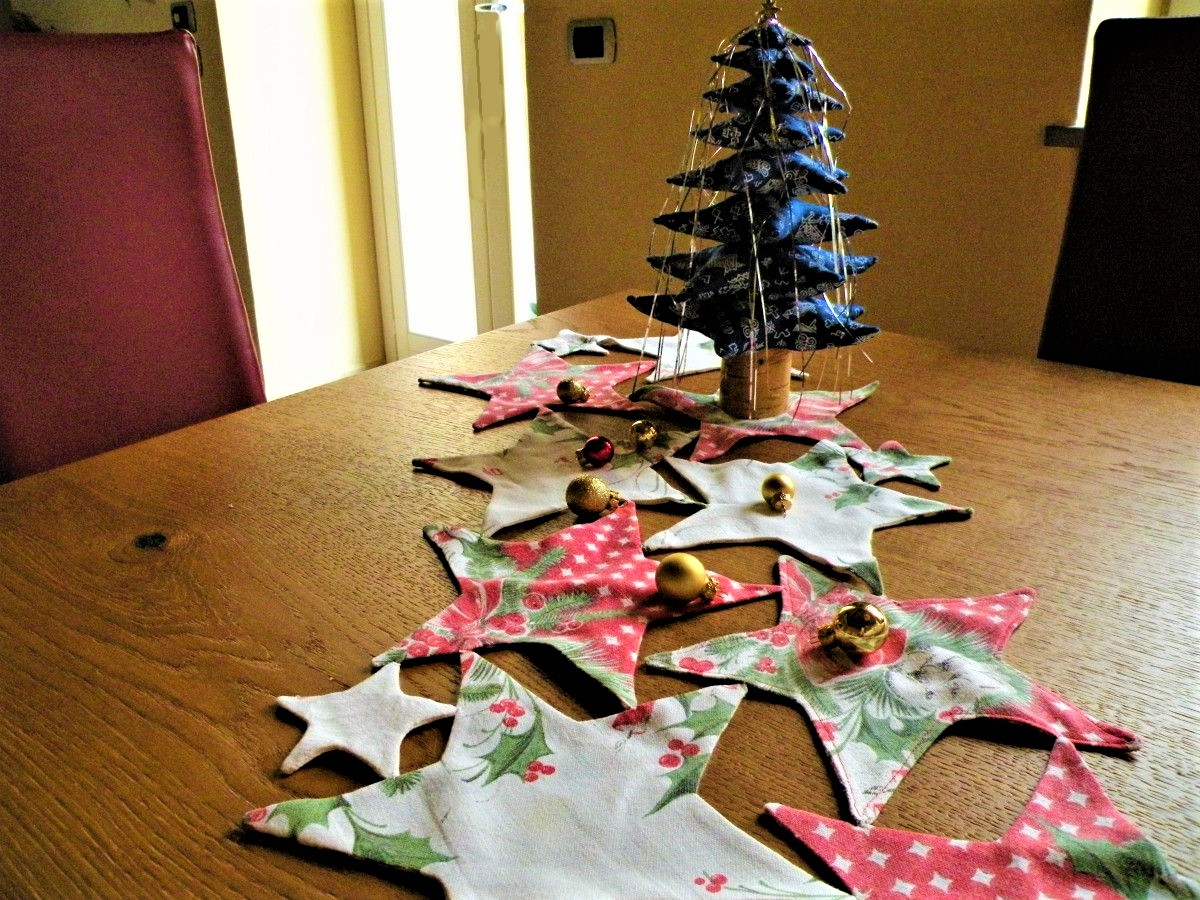 runner natalizio decorazione