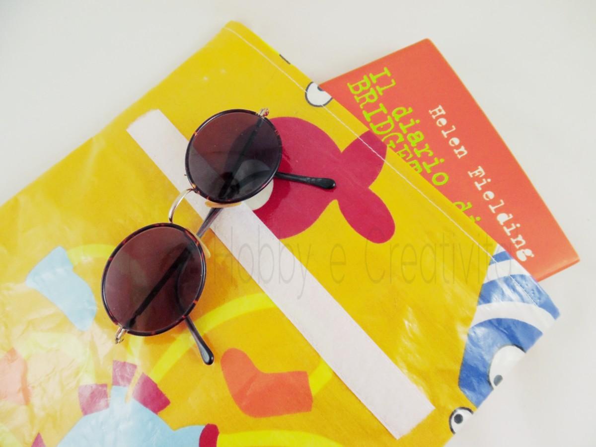 cover impermeabile per libro